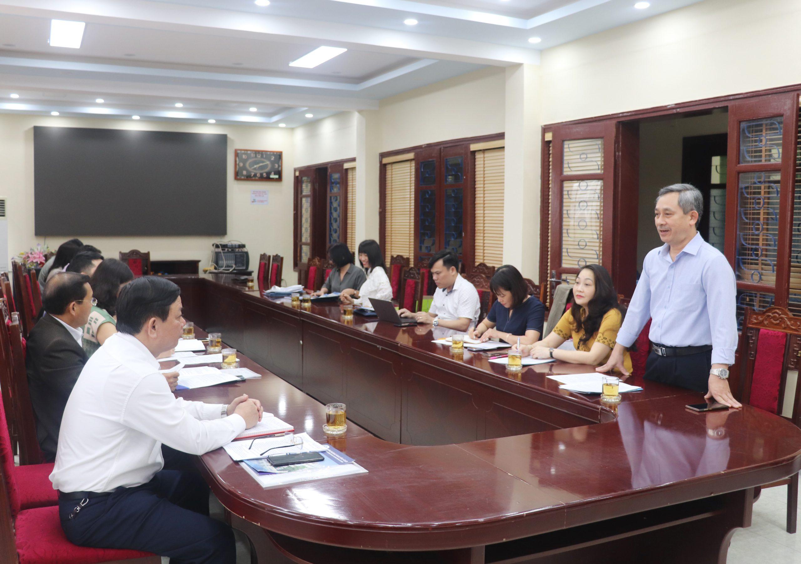 Điều tra, khảo sát đề tài khoa học và công nghệ cấp Bộ năm 2021 – 2022 tại tỉnh Điện Biên, Lai Châu