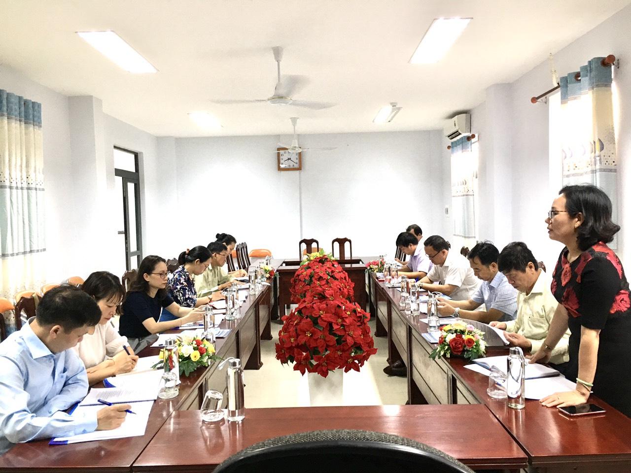 Điều tra, khảo sát đề tài khoa học và công nghệ cấp Bộ  năm 2021 – 2022 tại tỉnh Phú Yên, Khánh Hòa