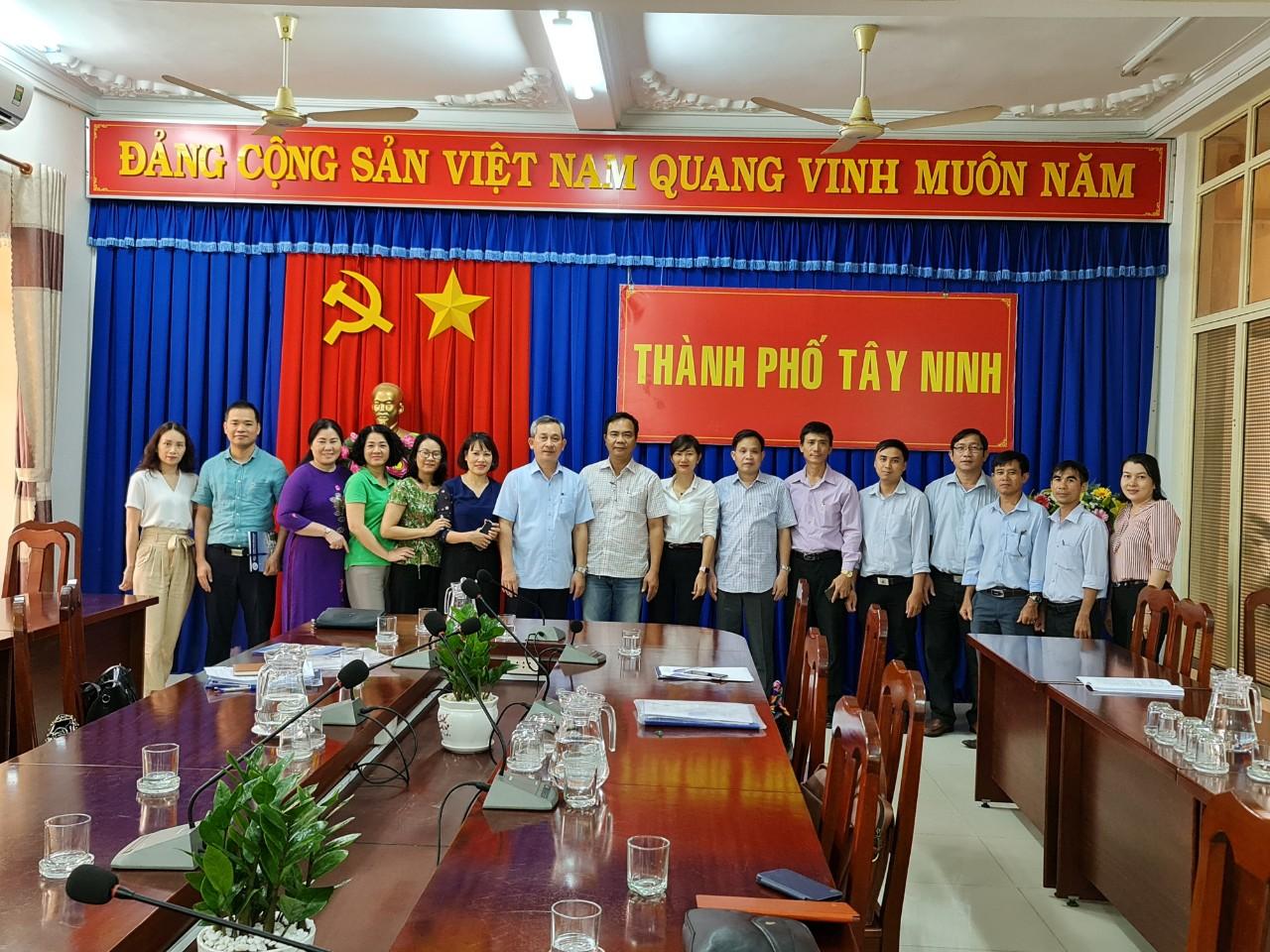 Điều tra, khảo sát đề tài khoa học và công nghệ cấp Bộ  năm 2021 – 2022 tại tỉnh Đồng Nai, Tây Ninh