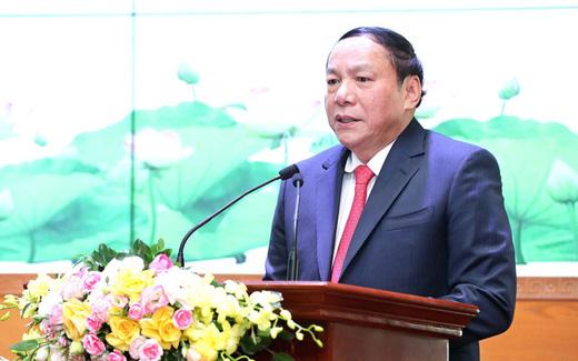 Thư chúc mừng của Bộ trưởng Nguyễn Văn Hùng nhân kỷ niệm 76 năm Ngày truyền thống Ngành Văn hóa