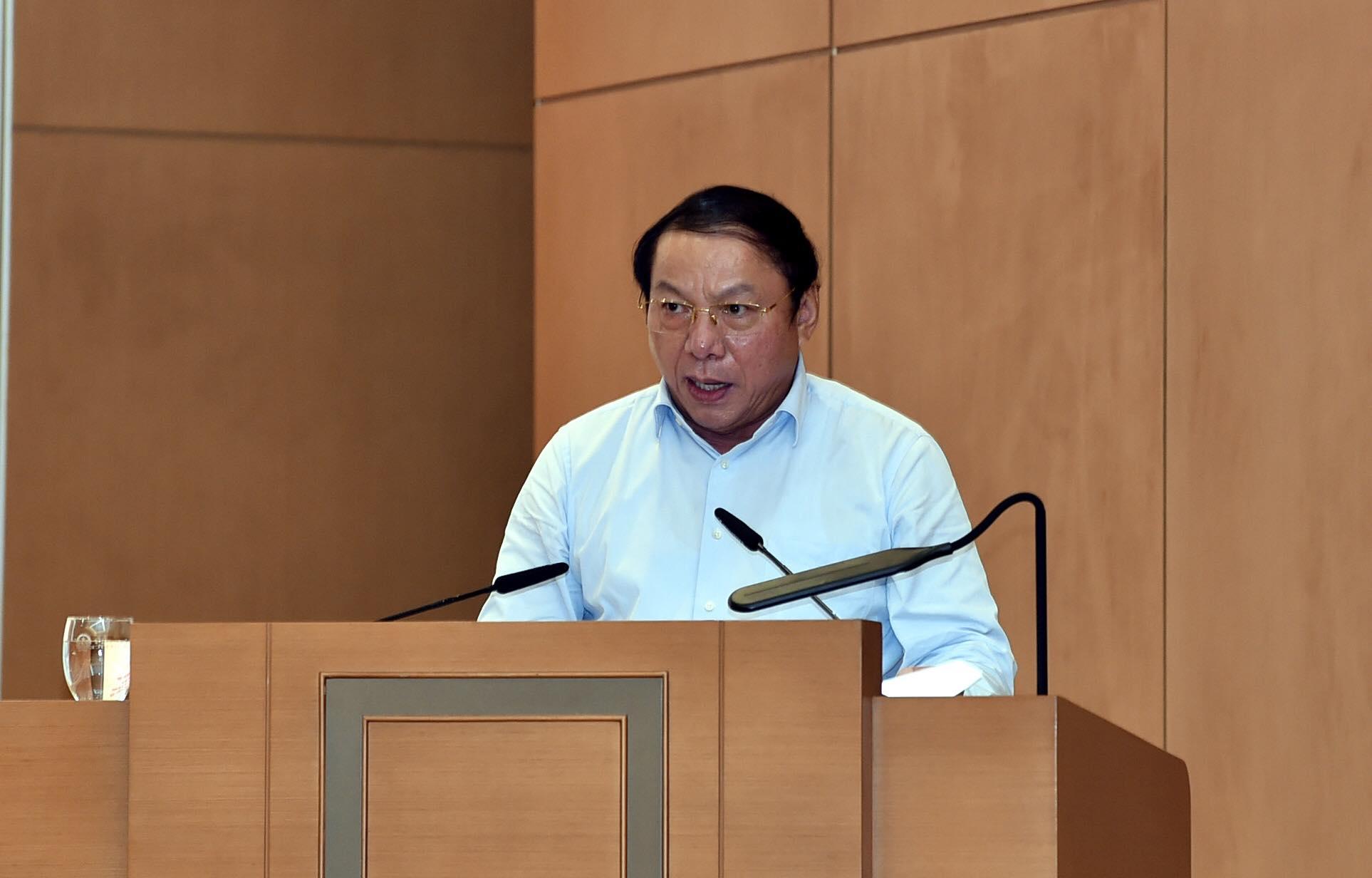 Phát biểu của Bộ trưởng Nguyễn Văn Hùng tại phiên họp đầu tiên của Chính phủ nhiệm kỳ 2021-2026